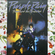 Prince and the Revolution- PURPLE RAIN- re-issue Europe 2009 remastered 180 gram