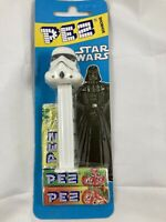 Rare Vintage PEZ Dispenser Star Wars Stormtrooper New In Box With Candy