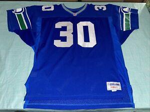 Adult 54 Authentic Pro Line Wilson Seattle Seahawks Ahman Green Jersey Blue