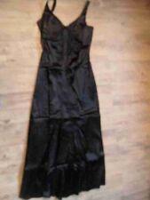 TONI GARD edel schimmerndes chices Abendkleid schwarz Gr. 38 w. NEU HSR217