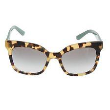a39323a25b New Authentic Prada SPR 24QS 7S01E0 Tortoise Green Smoke Sunglasses  255