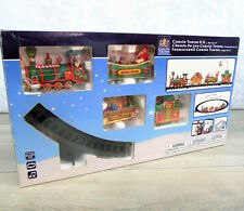 NEW Lemax Carole Towne R.R. CHRISTMAS EXPRESS TRAIN 17pc Electric Engine Cars +