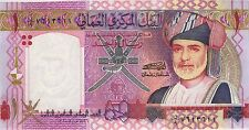 "Oman 1 Rial 2005 ""Nationalfeiertag"" Pick 43 UNC"