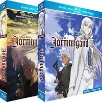 ★Jormungand ★ Intégrale des 2 Saisons - Edition Saphir - 2 Coffrets [4 Blu-ray]