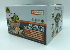 Instant Pot Pressure Cooker Accessories 10 Piece Set BPA Free Stainless Steel