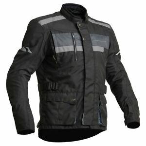 Lindstrands Hamar Motorbike Motorcycle Textile Jacket Black