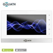 "GOLIATH 2 Draht AV-2DI-01 Video Türsprechanlage 7"" Touchmonitor"