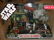 The Battle of Endor STAR WARS 30th Anniversary Ultimate Pack TARGET EXCLUSIVE