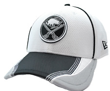 Buffalo Sabres New Era 39Thirty NHL Hockey Viza Frame Stretch Fit Cap Hat  M/L