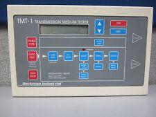 Beckman Tmt-1 Transmission Medium Tester , 105A-3