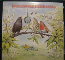 YOUR FAVOURITE BIRD SONGS BBC
