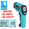 GM550 Digital Infrared Thermometer Non-Contact IR Laser Temperature Gun