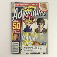 Disney Adventures Magazine February 2004 Hillary Duff & Daniel Radcliffe Feat VG