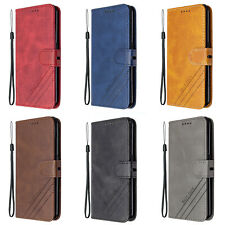 Magnetic Luxury Wallet Leather Flip Case Stand Cover For Various mobile phones