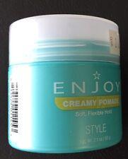 Enjoy Professional Hair Care Creamy Pomade 2.1 Oz / 60g .