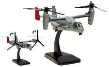 HOGAN 1/200 MV-22B Osprey, Kipprotor-Flugzeug, US Marines, Standmodell, OVP, NEU