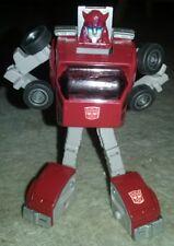 Impossible Toys Minicar MC-07 Tapper Repainted as Custom G1 Cliffjumper