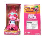 DreamWorks Trolls Poppy Gumball Dispenser New in box