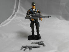 G.I. Joe, figura de acción de la fuerza general Tomahawk V1 de 2000 Completa