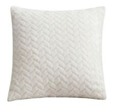 """Cushion Cover Fluffy Plush Pillow Decor 17'' x 17"""" 43cmx 43cm UK Free Delivery"""