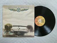*Rare* Bruce Hibbard NEVER TURNIN' BACK Vinyl LP Myrrh MSB-6623 (1980) EX/VG+