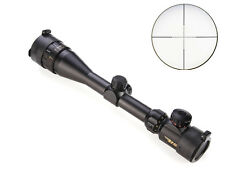 BSA Tactical 4-16X44 AOE Red Green Illuminated Hunting Rifle Scope Optical Sight
