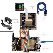 "8051 Microcontroller Development Board Kit USB Programmer for 1.8""TFT LCD Module"
