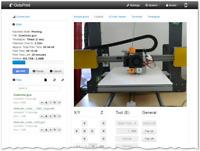 OctoPrint / OctoPi 3D Printer Manager. Preinstalled on Orange Pi.