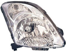 SUZUKI SWIFT 2005-2010 HEADLIGHT HEADLAMP DRIVER SIDE OFF SIDE RIGHT HAND RH