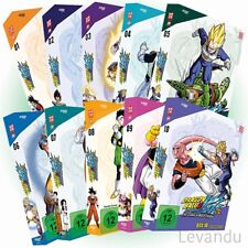 DVD DRAGONBALL Z KAI - BOX 1-10 (Episoden 1-167 der Anime-Serie) - 40 DVD's NEU