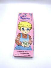 1974 Uncut Mrs. Beasley Paper Dolls Whitman Complete