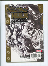2006 Ultimate Wolverine/Hulk #1 and 2 (9.2) Director's Cut