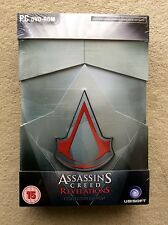 Assassins creed revelations-edition collector pc; brand new, factory sealed