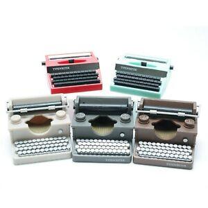 Blind Box 1:6 Dollhouse Desk Accessory Miniature Typewriter 1 Random Figure