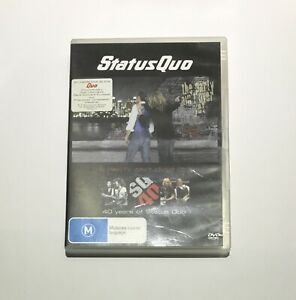 Status Quo - The Party Ain't Over Yet - DVD - 2 Disc Set