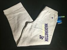Washington Huskies Champion Youth Large Sweatpants Eco Collection 10-12