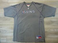 Phoenix Suns 1994-95 Team Issued NBA Game Used Worn Champion Pregame Jersey LG L