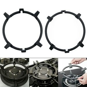 Universal Cast Iron Wok Pan Support Rack Holder Stove Stand For Gas Hob Cookerx1