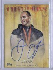 Jason Lezak 2012 Topps U.S. Olympic Team & Hopefuls Champions Autograph Auto
