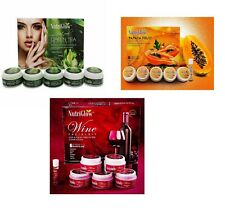 Nutri Glow Professional Skin Whitening Treatment Facial Kit | 300 Gram + 10 ML