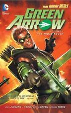 Green Arrow Vol. 1: The Midas Touch (The New 52), Krul, J.T., Good Book