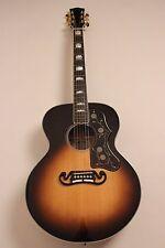 "SIGMA Gitarre GJA-SG200 + Fishman Soniton TA SIGMA GUITARS JUMBO-FORM ""1.Wahl"""