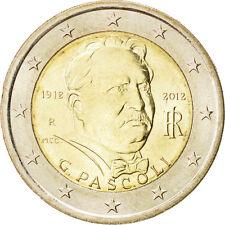 EUR, Italie, 2 Euro G.Pascoli 2012 #85015