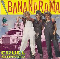"""Bananarama 7"""" Cruel Summer - France (VG+/EX)"""