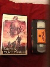 Horror NTSC VHS Films
