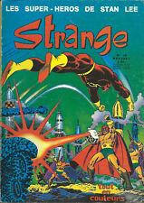 RARISSIME EO REVUE STAN LEE + STRANGE N° 14 ( 5 FÉVRIER 1971 - ÉTAT SUPERBE )