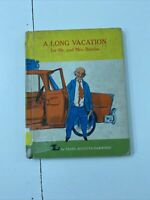 A Long Vacation For Mr. And Mrs. Bumba - Pearl Augusta Harwood (Hardcover, 1972)