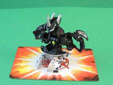 Bakugan Titanium Dragonoid black Darkus 870G Mechtanium Surge S4