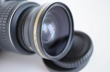Wide Angle Macro Fisheye Lens for Nikon D dslr for 18-55mm AF-S DX VR Polarizer