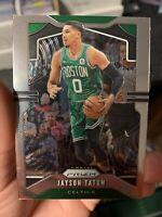 2019-20 Jayson Tatum Panini 3rd Year Prizm #39 Boston Celtics - QTY